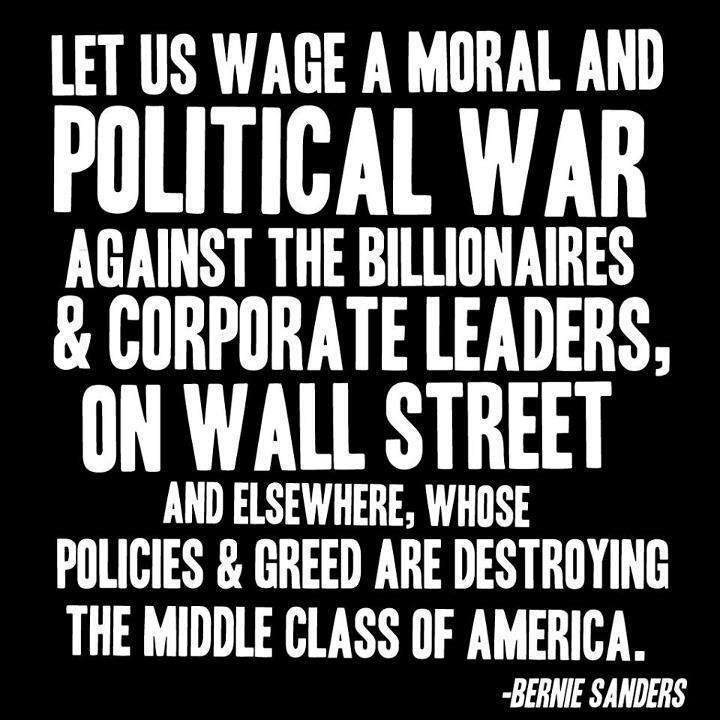Lets Make War on Billionaires